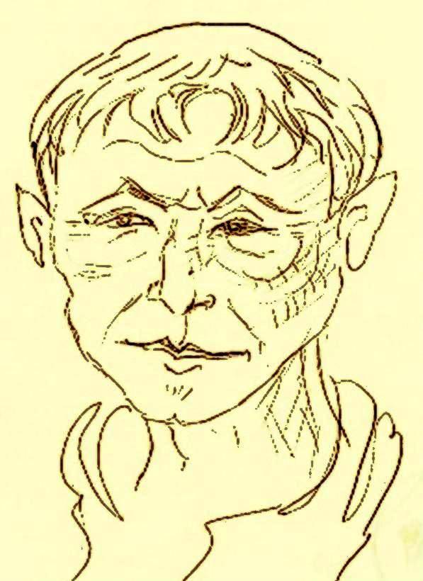 L'ange déchu chapitre 2: Odilon