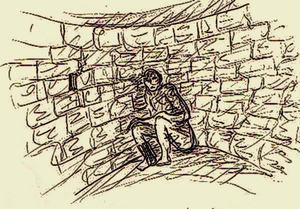 """L'ange déchu, chapite 8 : """"le mur des secrets"""""""