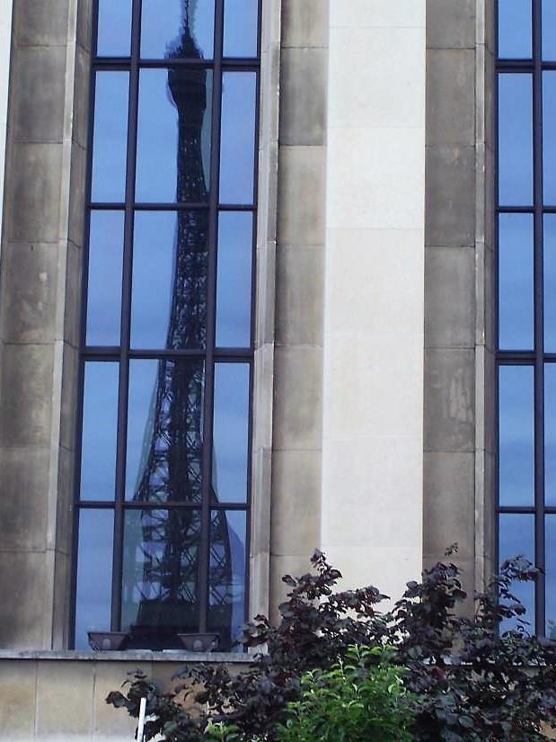 Chagrin de Tour Eiffel