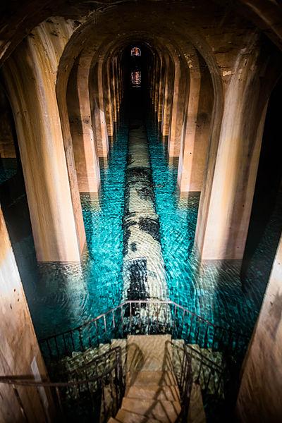 Bansidh : Le réservoir de Montsouris