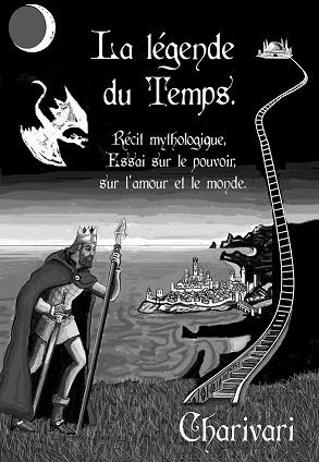 la légende du Temps, couverture