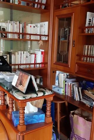 Un bar à livres