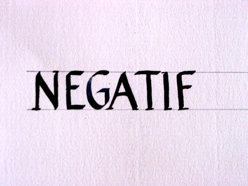 NEGATIF
