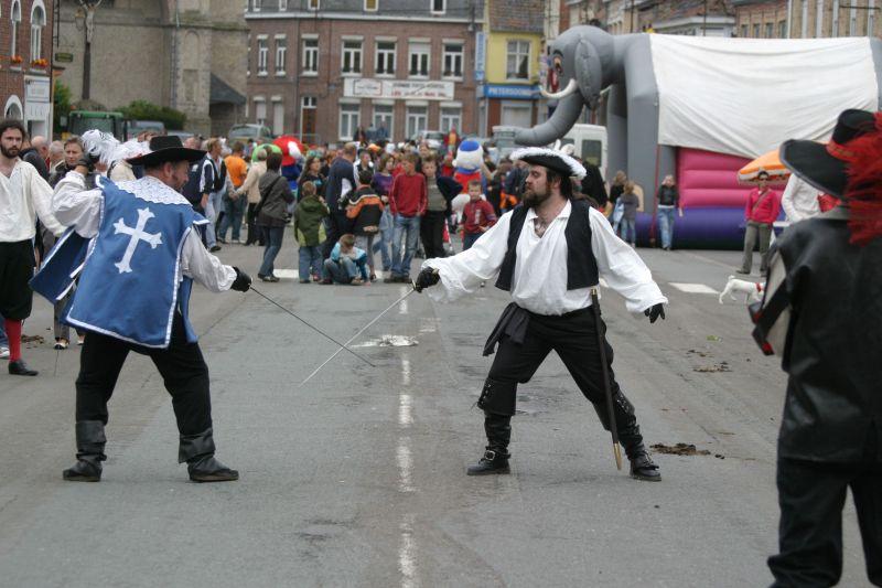 Duel à Wormhout