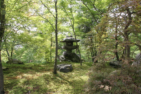 Images du monde Zen: (II) Zenri-ji