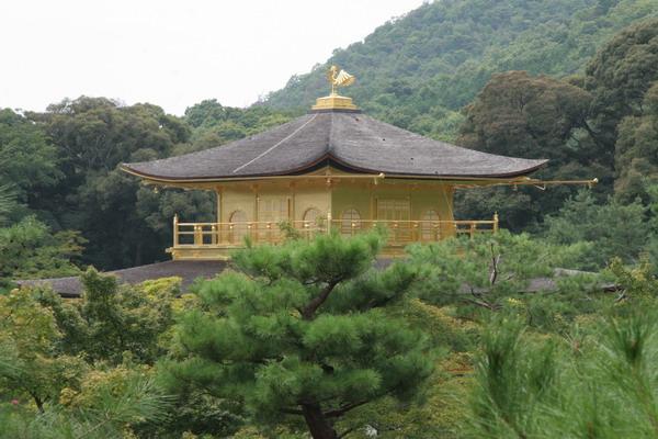 Impressions du monde Zen : (III) Kinkaku-ji