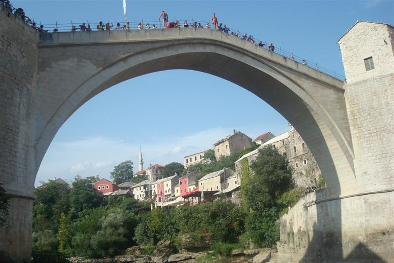 Mostar capitale de l'Herzégovine 07