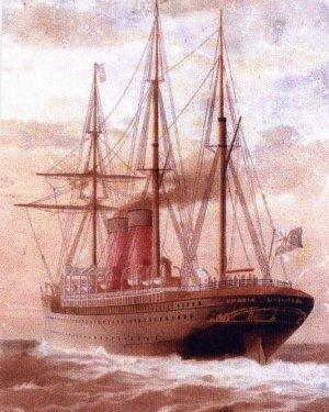 Le RMS Umbria