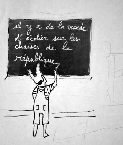 """""""en 36 chandelles"""", de Larivière. chandelle numéro 4"""