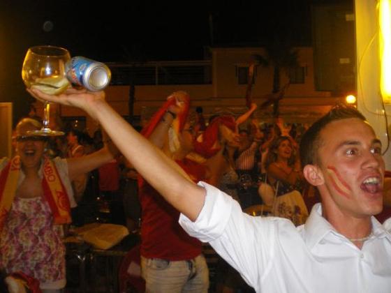 ¡Gooooooooooooooool de España!