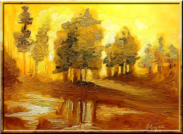 l'aube dorée