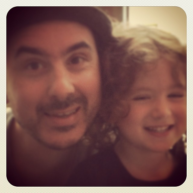 Widjet & daughter