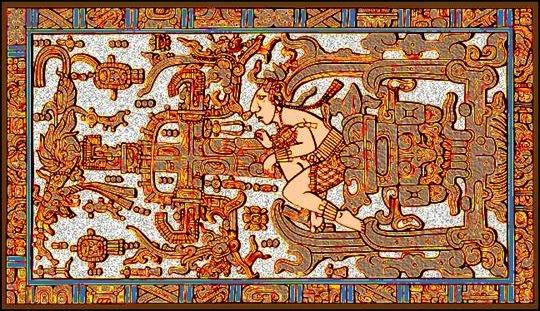 En territoire maya (615 ap. J.-C.)