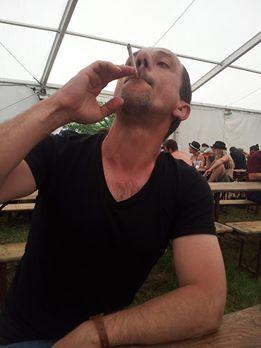 Alcirion, au Hellfest 2015