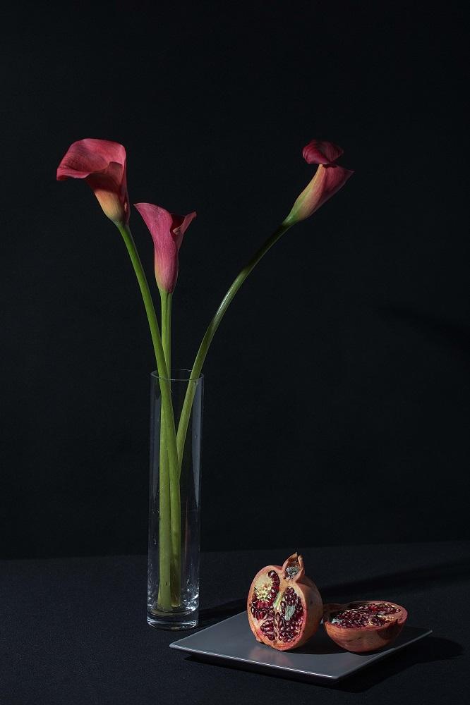 J'vous ai apporté des fleurs ...