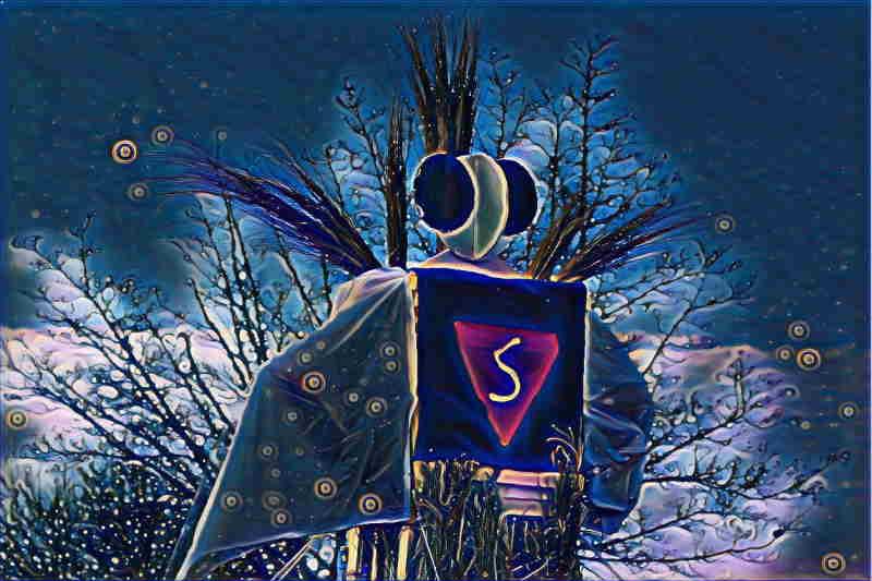 Le bonhomme d'hiver
