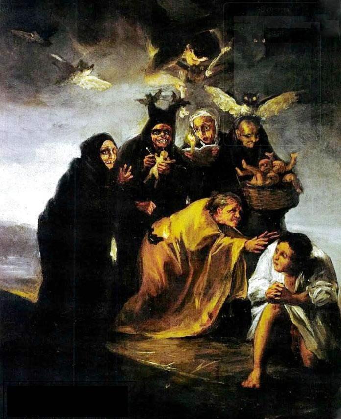 L'enfant du sabbat