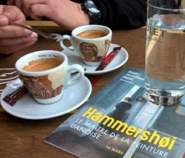 café danois