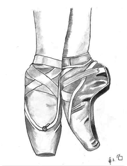 Deux petits chaussons