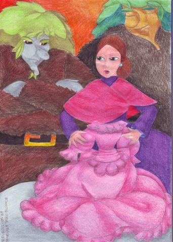 Le mariage du roi des trolls - 3