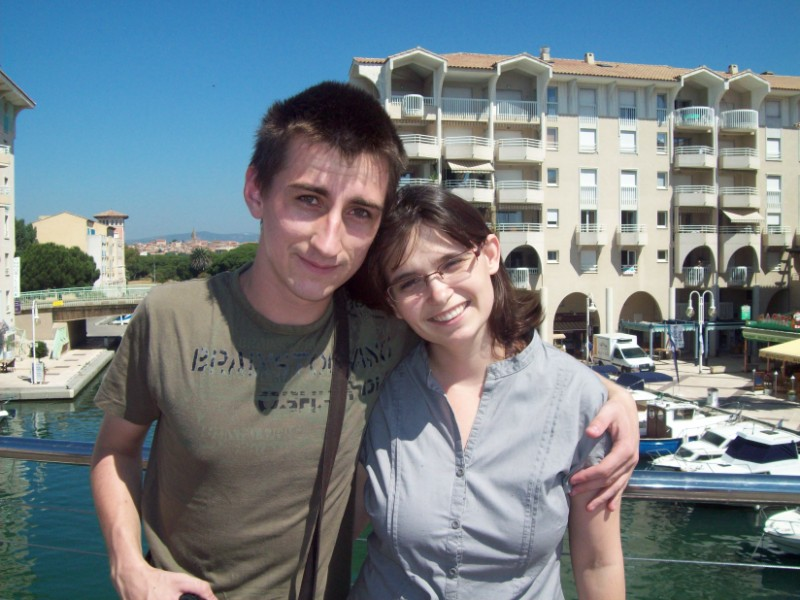 Un couple à Fréjus