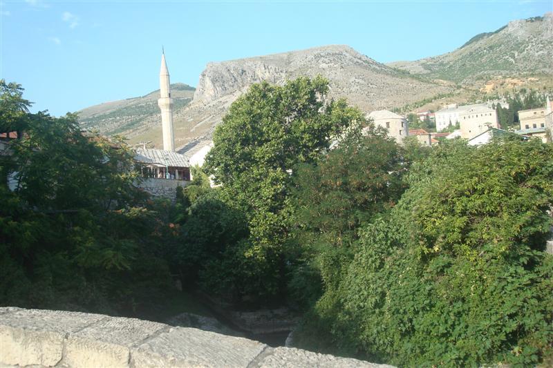 Mostar capitale de l'Herzégovine 00