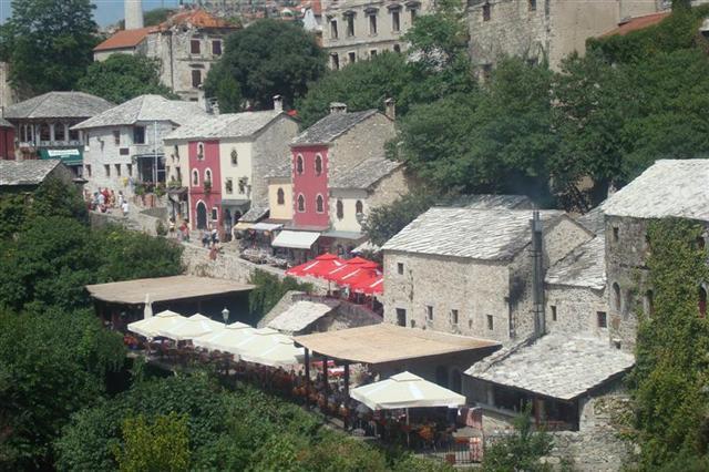 Mostar capitale de l'Herzégovine 04