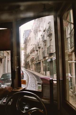 Lisbonne en tram