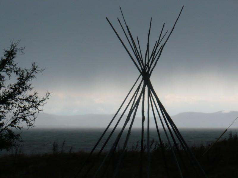 orage sur le saint-laurent