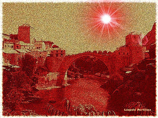 Mostar La Rouge