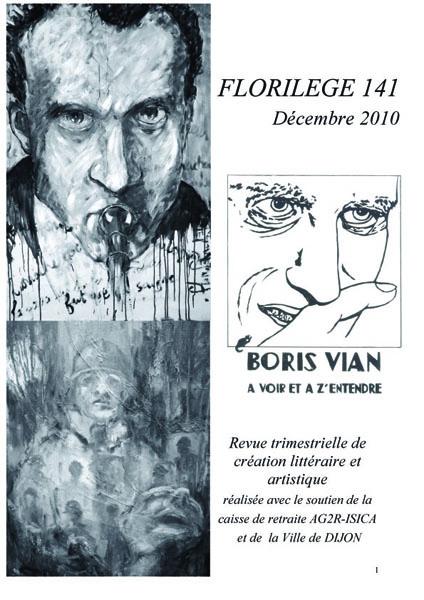 COUVERTURE FLORILEGE 141 (Déc. 2010)
