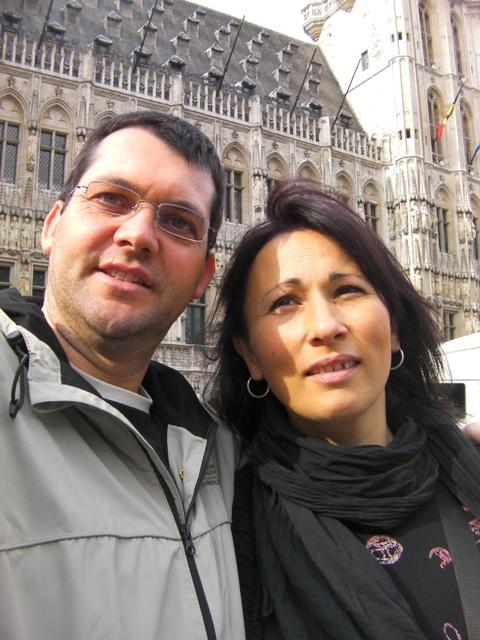 Styx et son Steph à Bruxelles
