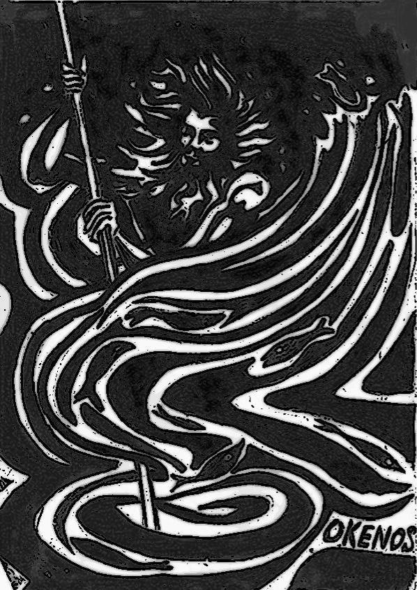 concours mythologies : Poseidon ou autre Dieu de l'Océan...