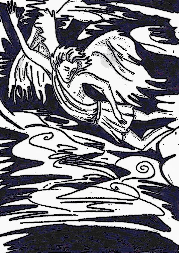 concours mythologie : Eole ou autre divinité du vent