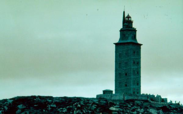 La torre de Hércules (clin d'oeil à Gerwal et son phare)