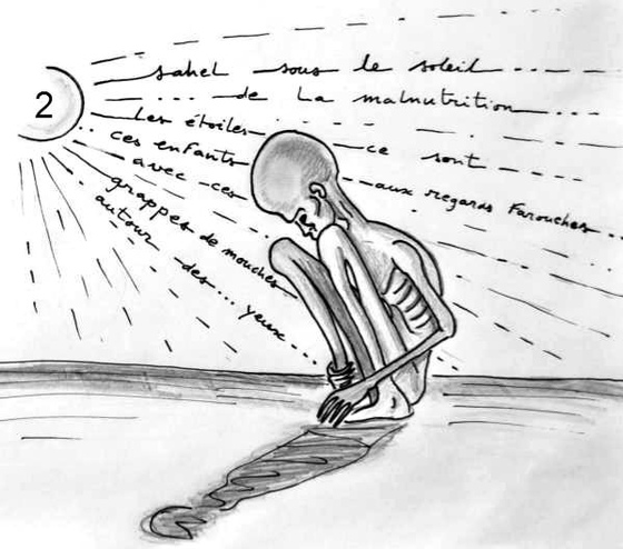 """""""en 36 chandelles"""" de Larivière. chandelle nº2"""