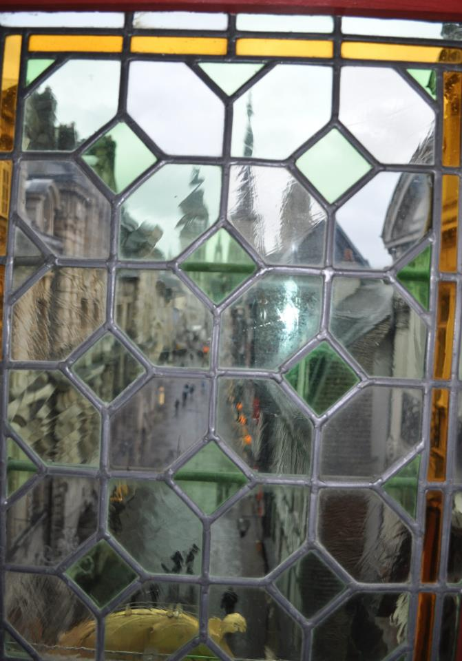 Rouen, depuis le gros-horloge