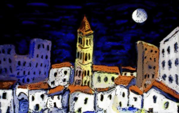 Huelva la nuit